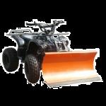 "Quad ""T-Rex Hummer RG"" ATV"