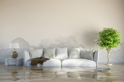 Helfen bei Überschwemmungen