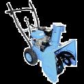 Güde ECO Motor Schneefräse Testbericht