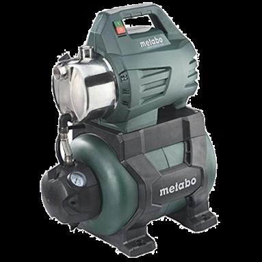 Metabo Hauswasserwerk HWW 4500/25 Inox Testbericht