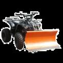 """Quad """"T-Rex Hummer RG"""" Schneeräumer ATV Testbericht"""